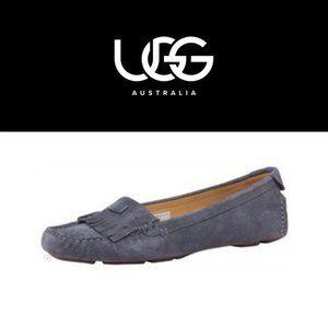 UGG Odyssa Slip-On Loafers - Size 6.5
